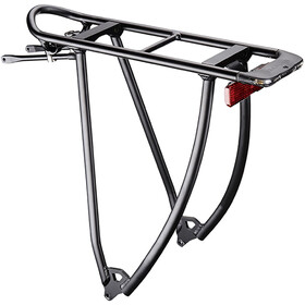 Racktime Shine Evo Light Rack, black